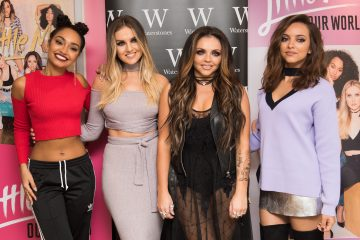 Little Mix Reveals Tracklist for 'Glory Days'