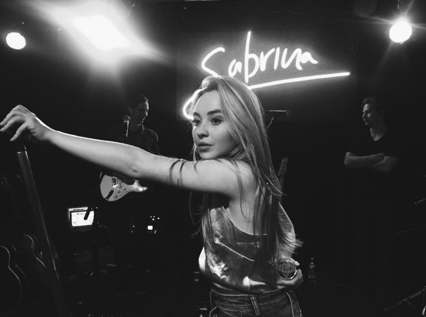 Sabrina Carpenter Writes a Heartfelt Goodbye to Her Childhood Vocal Coach