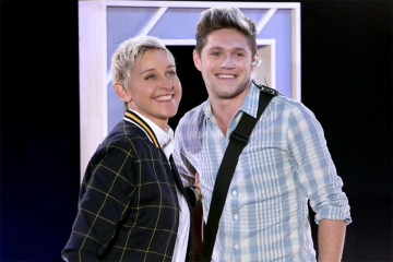 Ellen DeGeneres Plays Matchmaker for Niall Horan