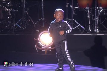 This 4-Year-Old Can Dance Better Than Us