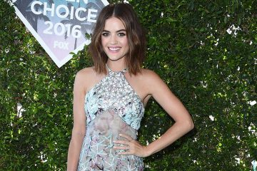 Lucy Hale Posts The Cutest Halloween Throwback