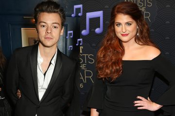 Meghan Trainor and Harry Styles Wrote a Song Together!