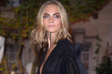 This Cara Delevingne Post is Both Creepy and Cool