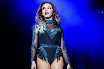 Jade Thirlwall Gives Away Huge Clothes Haul