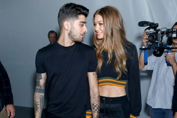 Gigi Hadid Sends Boyfriend Zayn Malik the Cutest Birthday Wish