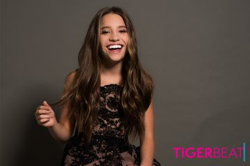 Mackenzie Ziegler Graces the Cover of Our December Issue