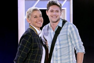 Niall Horan Makes His American Television Solo Debut!
