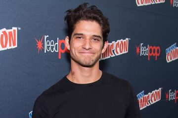 Tyler Posey Steals the Show at People's Choice Awards