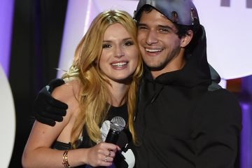 Bella Thorne Has Nothing But Love For Tyler Posey!