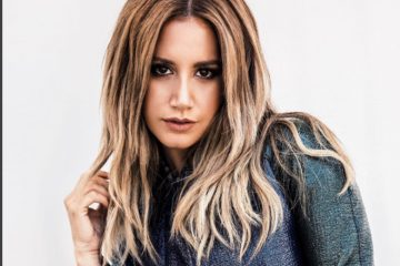 Ashley Tisdale's New Cosmetics Line is Here!