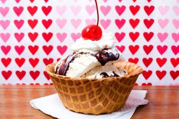 Happy National Ice-Cream Month!