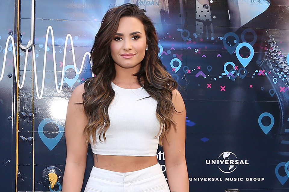6 Times Demi Lovato Rocked Her Workout Gear
