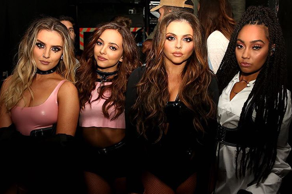 Little Mix Slays In Their New 'Touch' Music Video