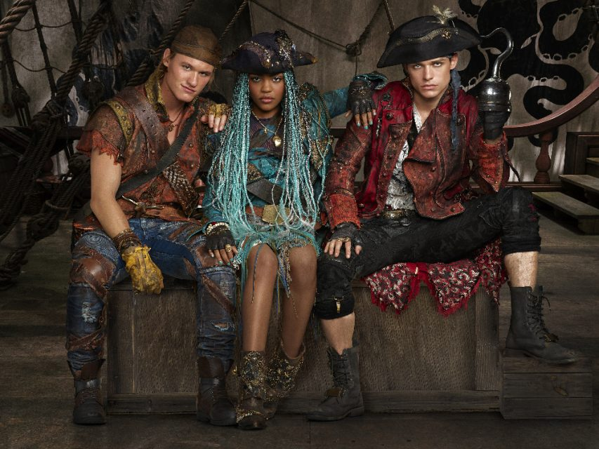 Quiz: Finish the Lyric - 'What's My Name' From 'Descendants 2