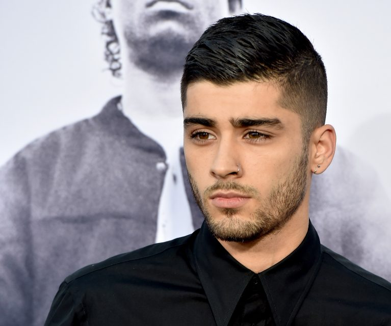 Zayn Malik Opens Up About His Eating Disorder
