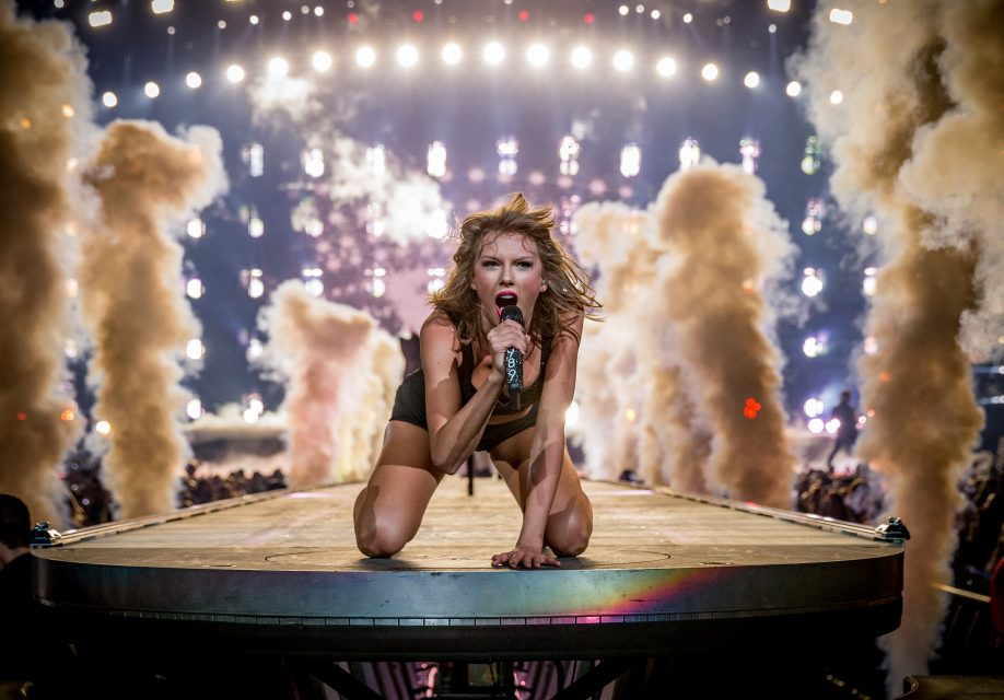 Taylor Swift Is Filming Her Next Video!