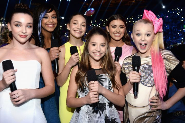 Who's Your Favorite Dancer From 'Dance Moms?'