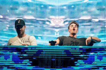 """The Chainsmokers and Coldplay Release """"Something Just Like This"""""""