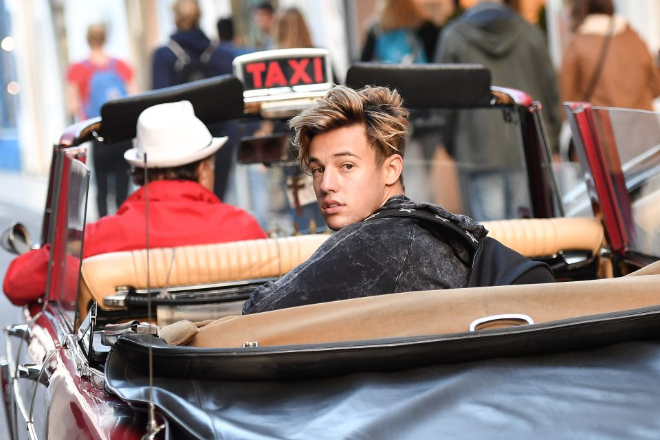 Cameron Dallas Reveals His Worst Habit, Biggest Fear and More