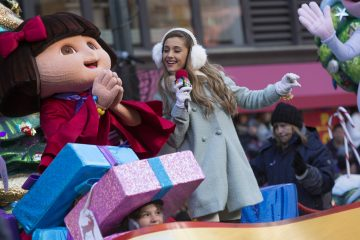 Quiz: Which Ariana Grande Holiday Song Are You?