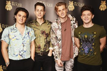The Vamps Get Swarmed in Milan