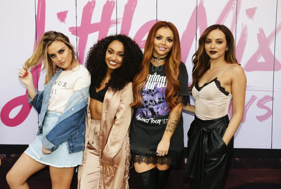 Little Mix Teases Their 'Glory Days Platinum Edition' Documentary