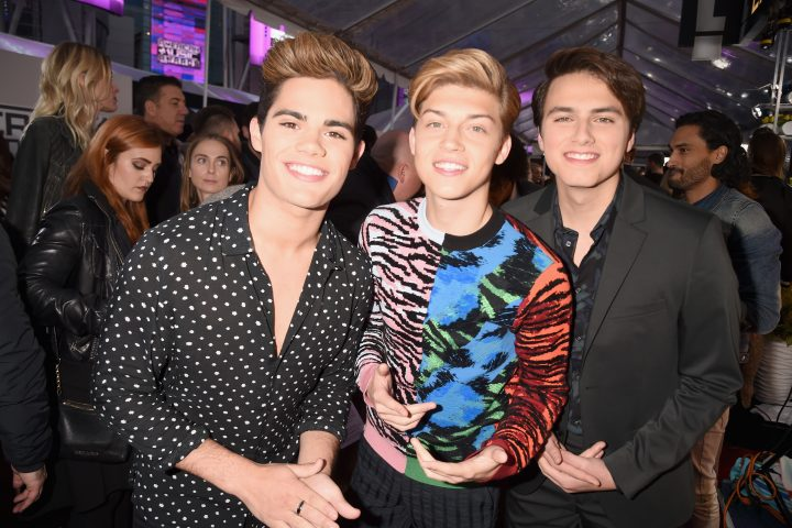 Which FIYM Guy Has The Best Smile?