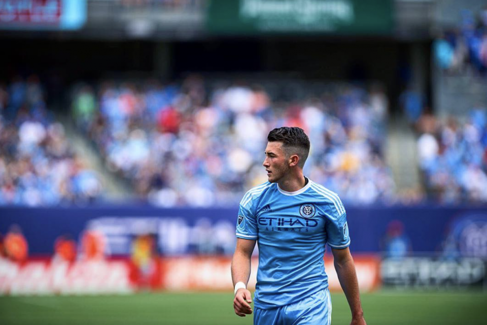 In honor of the new york city football club s battle for the 2016