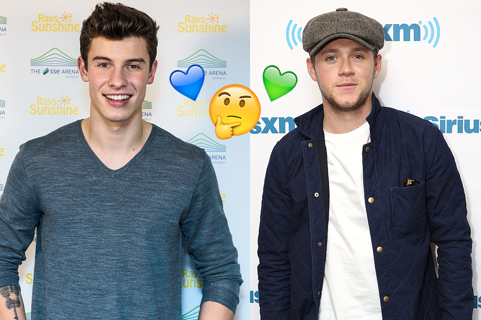 Quiz: Should You Go to Prom With Shawn Mendes or Niall Horan?