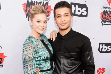 Jordan Fisher Gushes About His Friendship with Olivia Holt