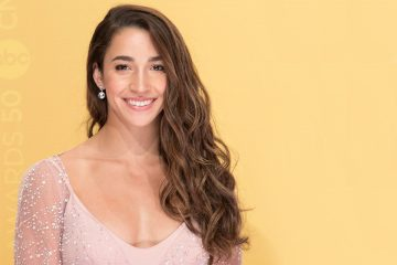 Aly Raisman Inspires Teens with New Clothing Collection