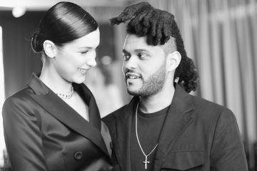 Bella Hadid Reunited With The Weeknd!