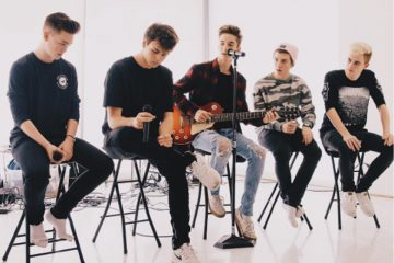 Why Don't We Performs 'Something Different' On the 'Today Show!'