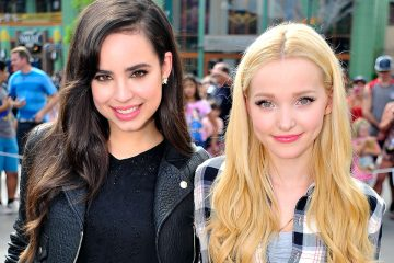 Sofia Carson and Dove Cameron Stun in 'Jolly to the Core' Music Video