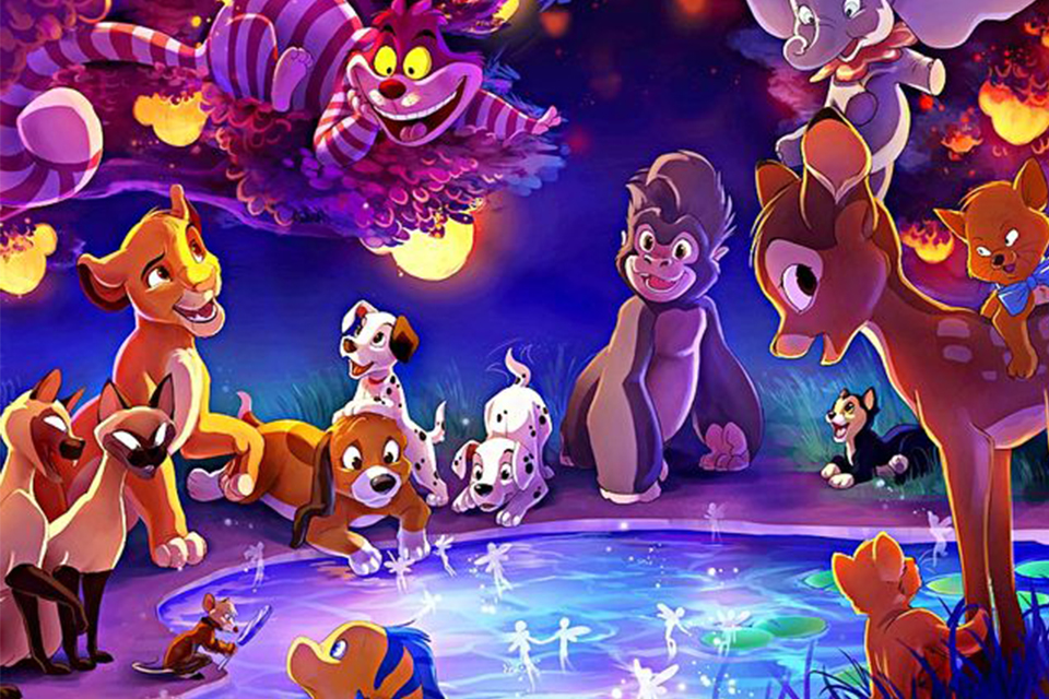 Quiz: Can You Name All of These Disney Animals?