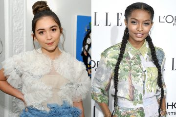 Yara Shahidi Took Rowan Blanchard As Her Date to Prom