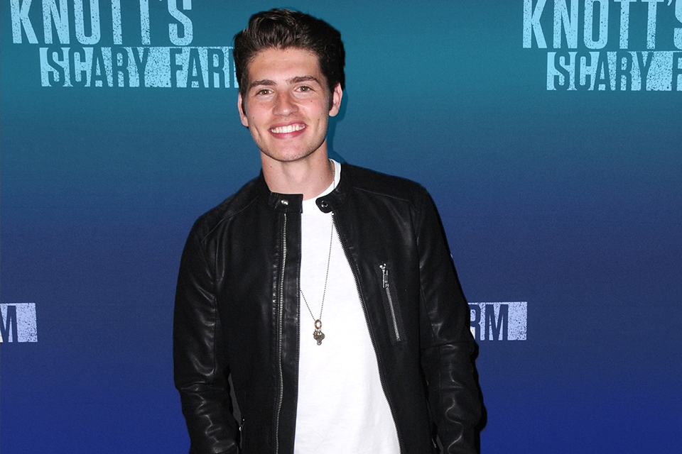 Gregg Sulkin Says This Celeb is His 'Sweetest Friend'