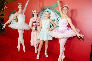 JoJo Siwa & Sophia Lucia Reveal Their Holiday Faves