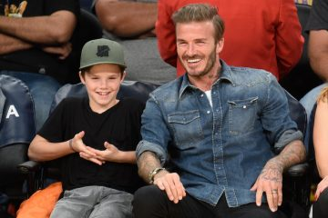 Cruz Beckham Releases His Debut Single!