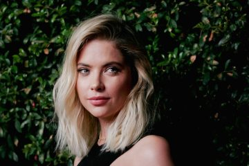 Ashley Benson Loves Her Fans!