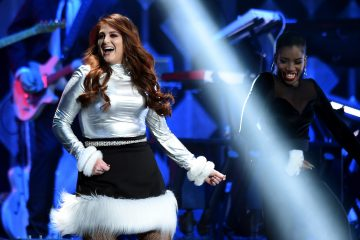 Meghan Trainor Is Having A Blast On The Jingle Ball Tour