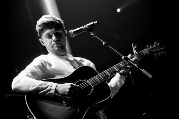 Niall Horan Gushes Over His iHeartRadio Performance
