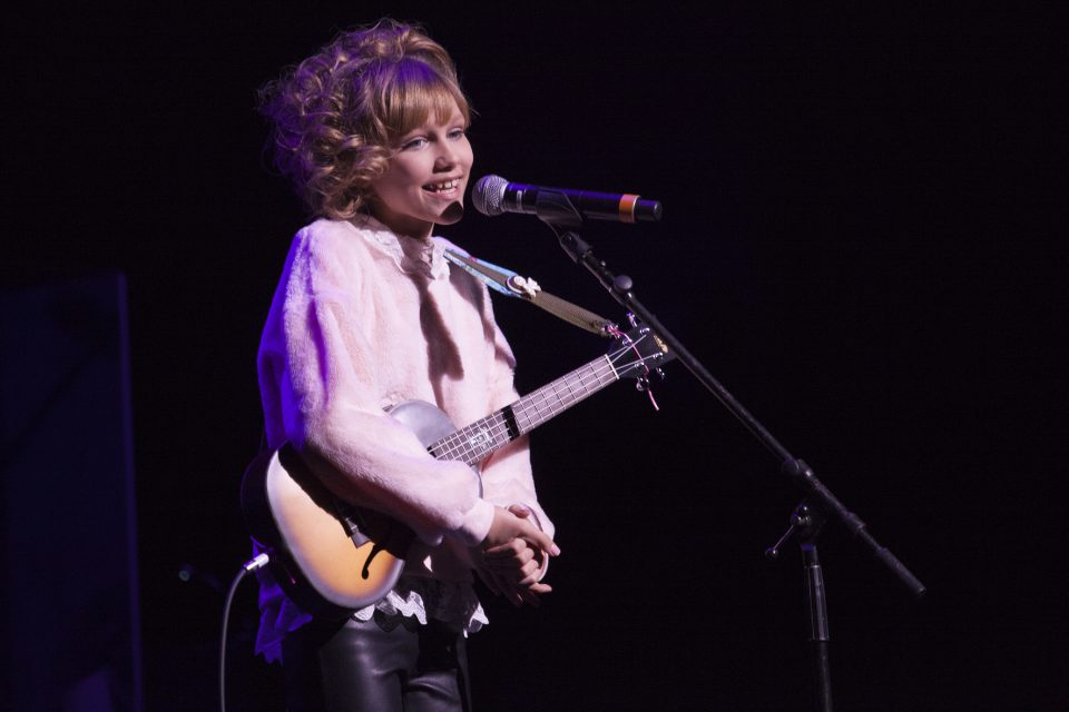 Grace VanderWaal Dishes On Her Songwriting Process!