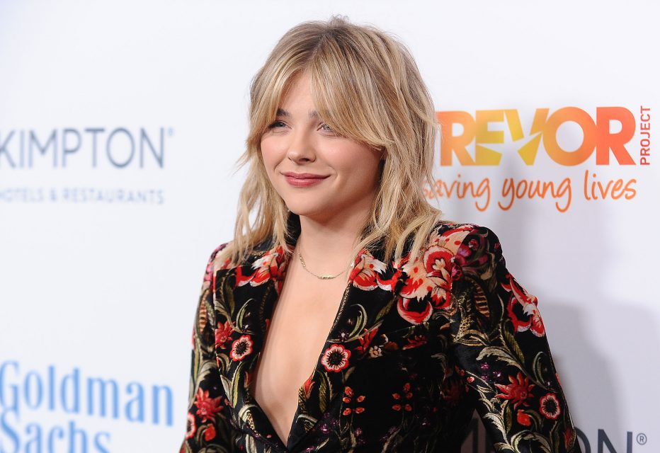 Chloe Grace Moretz Is Returning to Acting!