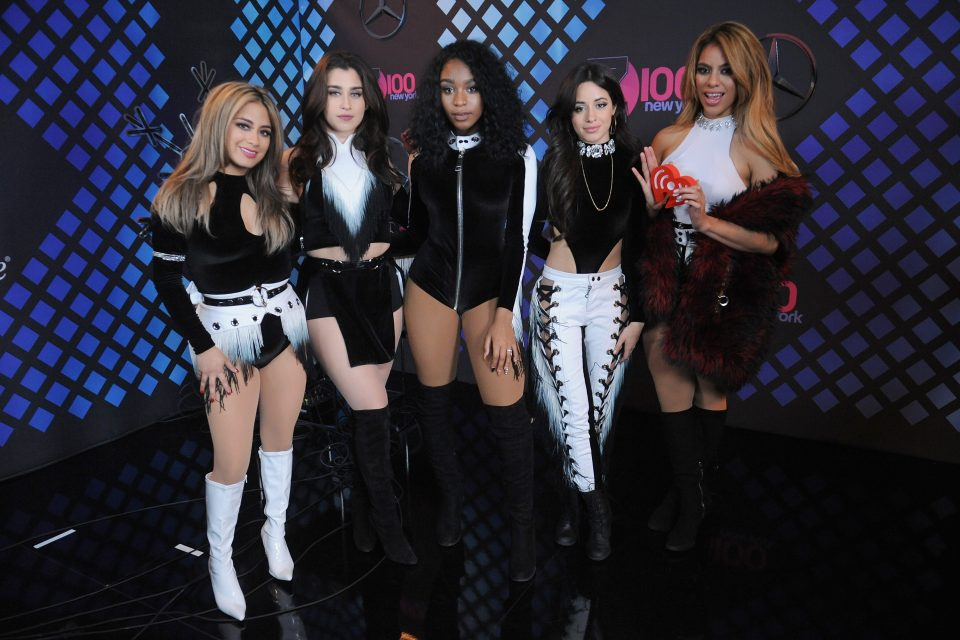 Fans Can't Get Over This Mini Fifth Harmony Reunion At The BBMAs