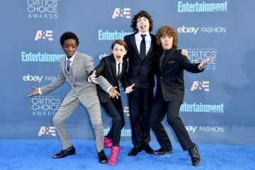 The 'Stranger Things' Cast is Headed to 'Lip Sync Battle'