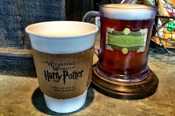Hot Butterbeer is Now a Thing