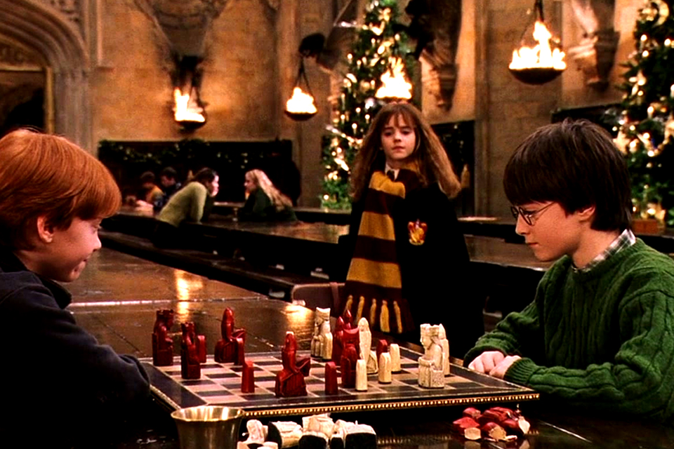 Quiz: Tell Us Your Favorite Things About Fall & We'll Guess Your Hogwarts House