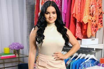 How Ariel Winter Maintains Her Body Confidence