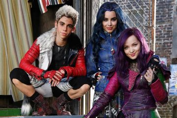 The Cast of 'Descendants 2' Announces Premiere Date